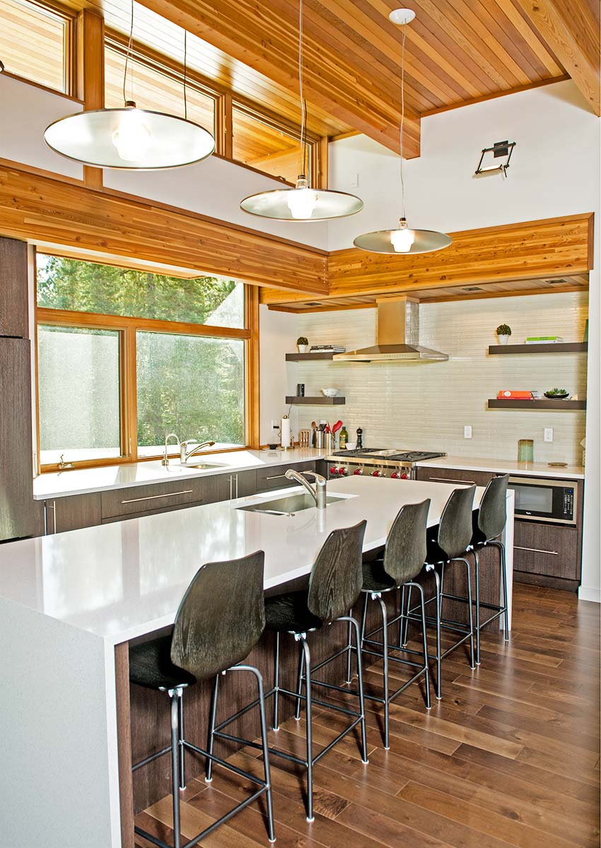 Custom Home Builders Home Remodelers In Surrey: Shaw Building & Design